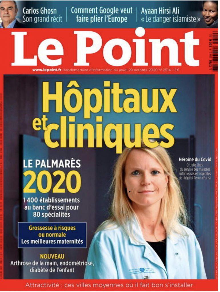 Classement des Hôpitaux et Cliniques 2020